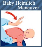 Online Heimlich Maneuver And Certification For Babies And